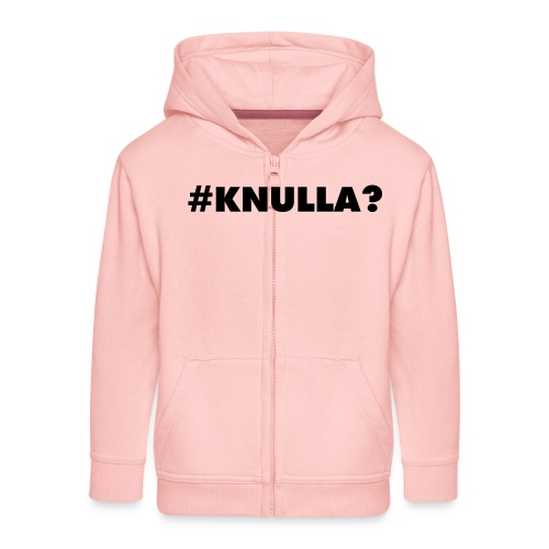 #knulla - Premium-Luvjacka barn
