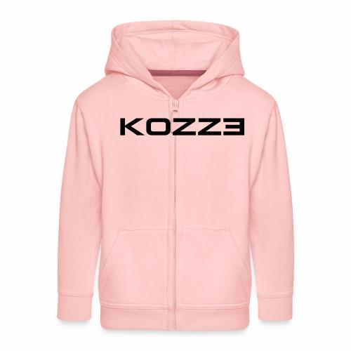 Kozze - Kinderen Premium jas met capuchon
