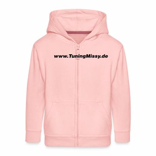 www TuningMissy de - Kinder Premium Kapuzenjacke