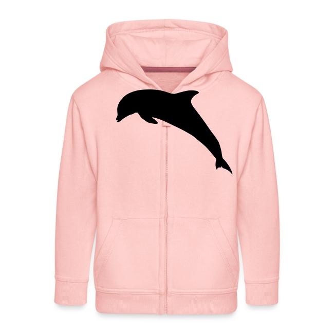 Delfin springend