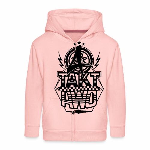 4-Takt-Awo / Viertaktawo - Kids' Premium Zip Hoodie