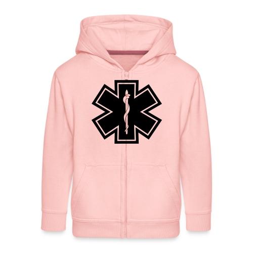 paramedic2 eps - Kinder Premium Kapuzenjacke