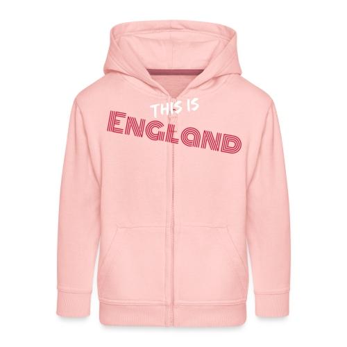 Das ist England - Kinder Premium Kapuzenjacke