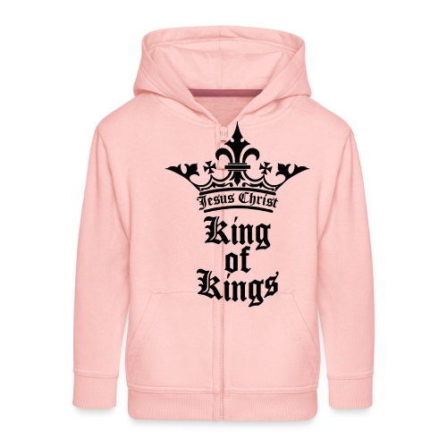 king_of_kings - Kinder Premium Kapuzenjacke