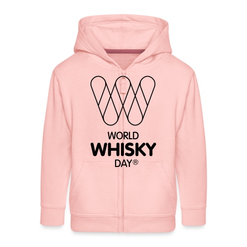 WWD logo - Kids' Premium Zip Hoodie