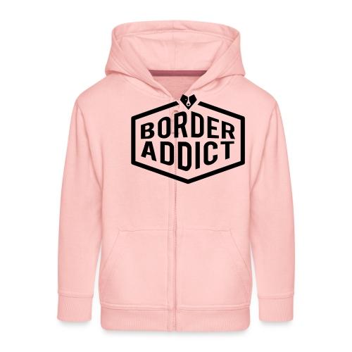 Border Addict - Veste à capuche Premium Enfant