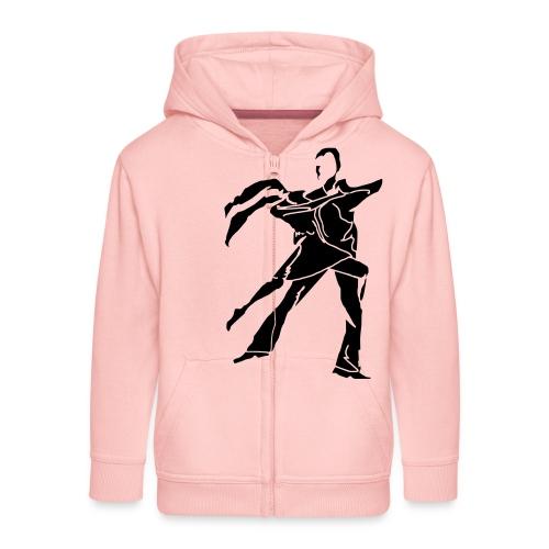 dancesilhouette - Kids' Premium Zip Hoodie