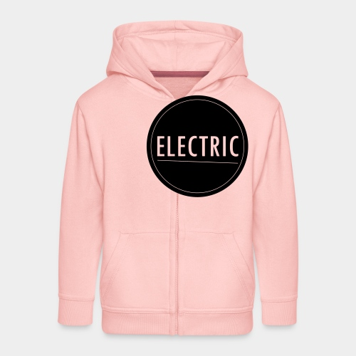 Electric - Kinder Premium Kapuzenjacke