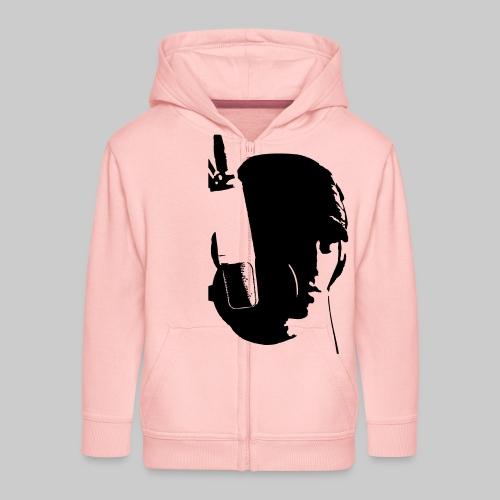 Musician - Musiker - Sänger - Singer - Kids' Premium Zip Hoodie