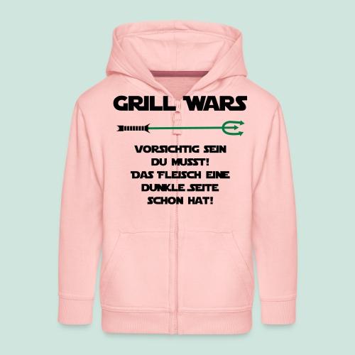 Grill Wars - Kinder Premium Kapuzenjacke