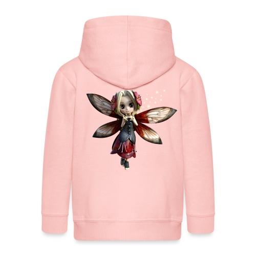 Red Fairy - Kinder Premium Kapuzenjacke