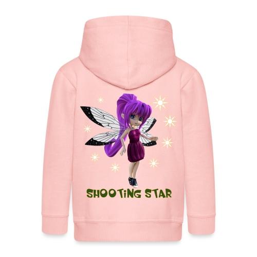 Shooting Star - Kinder Premium Kapuzenjacke