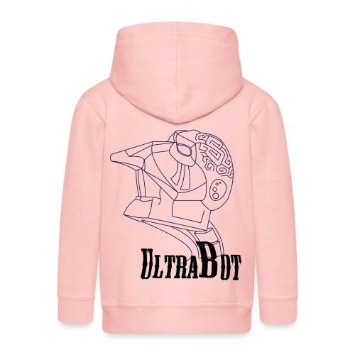 ultrabot - Kinder Premium Kapuzenjacke