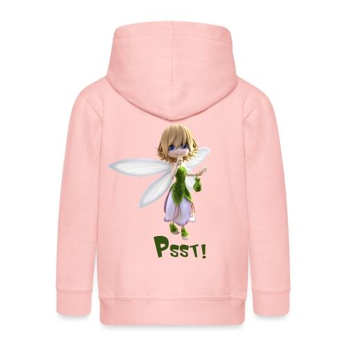 Psst! - Fairy - Kinder Premium Kapuzenjacke