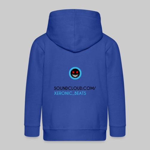 XERONIC LOGO - Kids' Premium Zip Hoodie