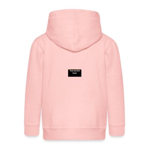 T-shirt staff Delanox - Veste à capuche Premium Enfant