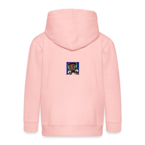This is the official ItsLarssonOMG merchandise. - Kids' Premium Zip Hoodie