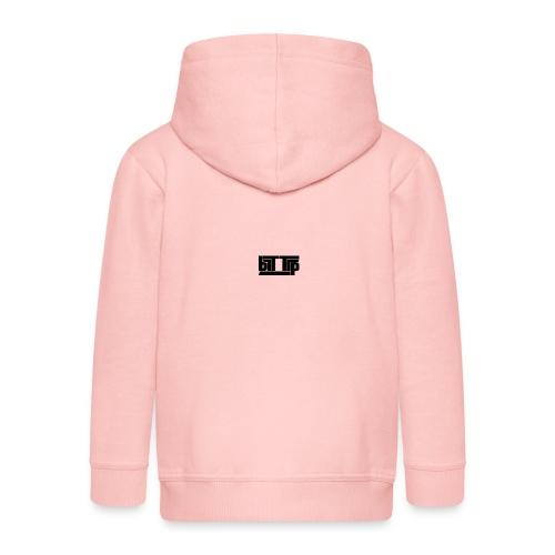 brttrpsmallblack - Kids' Premium Hooded Jacket