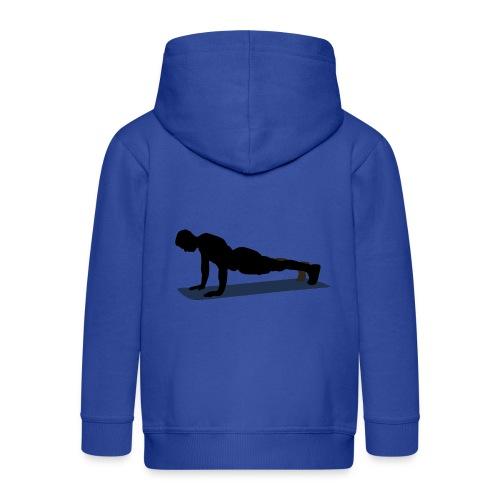 Training - Veste à capuche Premium Enfant