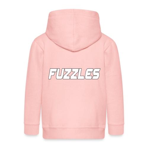 fuzzles - Kids' Premium Zip Hoodie