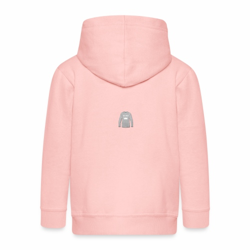 K1ING - t-shirt mannen - Kinderen Premium jas met capuchon