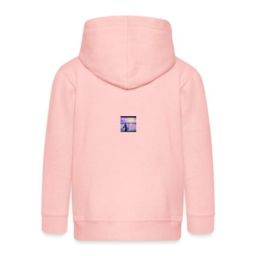 georgiecreeper65 - Kids' Premium Zip Hoodie