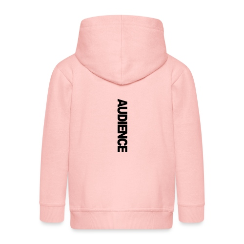 audienceiphonevertical - Kids' Premium Zip Hoodie