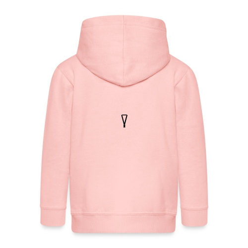 149582-200 - Rozpinana bluza dziecięca z kapturem Premium