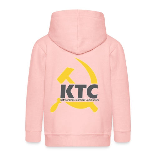kto communism shirt - Premium-Luvjacka barn