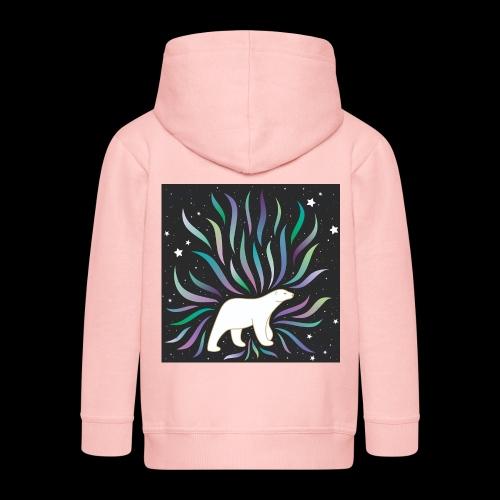 polar ours - Veste à capuche Premium Enfant