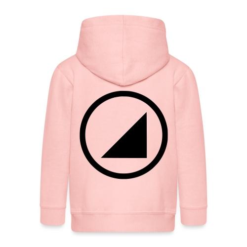 bulgebull dark brand - Kids' Premium Hooded Jacket