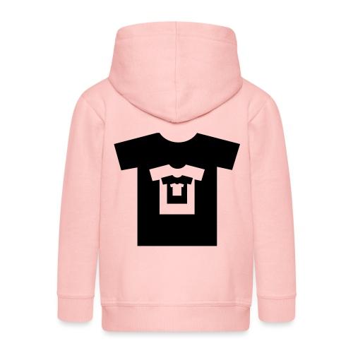 t-shirt récursif - Veste à capuche Premium Enfant
