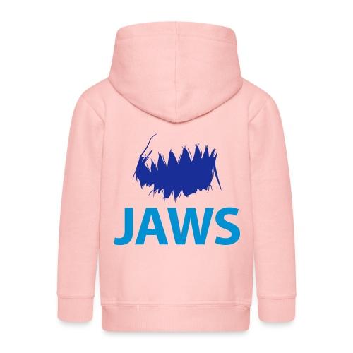 Jaws Dangerous T-Shirt - Kids' Premium Zip Hoodie
