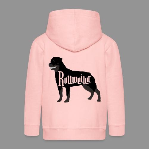 Rottweiler - Kids' Premium Hooded Jacket