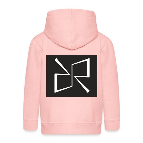 Rymdreglage logotype (RR) - Kids' Premium Hooded Jacket