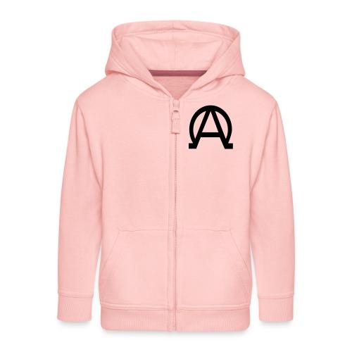 alpha_omega_v2 - Veste à capuche Premium Enfant
