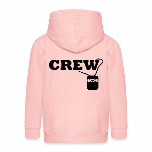 KON - Crew - Kinder Premium Kapuzenjacke