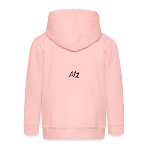 ML merch - Kids' Premium Hooded Jacket