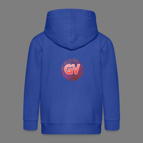 GV 2.0 - Kinderen Premium jas met capuchon