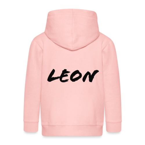Leon - Veste à capuche Premium Enfant