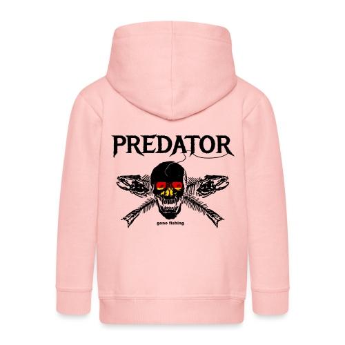 predator fishing / gone fishing - Kinder Premium Kapuzenjacke