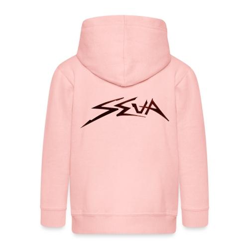 SEUA logo Speedy original design - Premium-Luvjacka barn