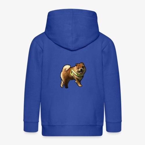 Bear - Kids' Premium Zip Hoodie