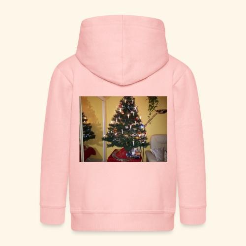 Weihnachtsbaum - Kinder Premium Kapuzenjacke