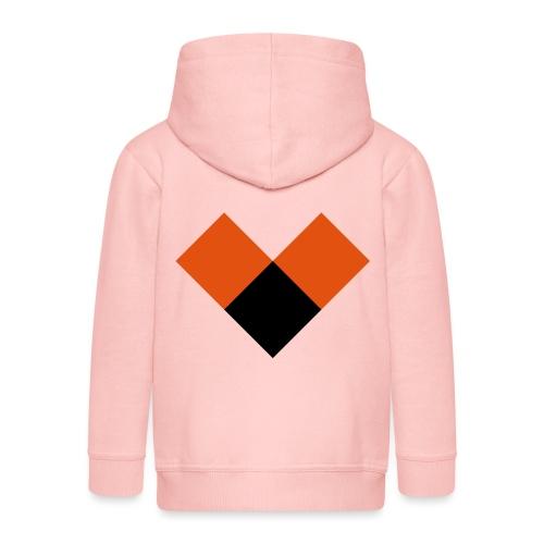 dkm_icon_basis2018 - Kids' Premium Hooded Jacket