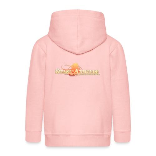 logo oa v3 v1 fond clair - Veste à capuche Premium Enfant