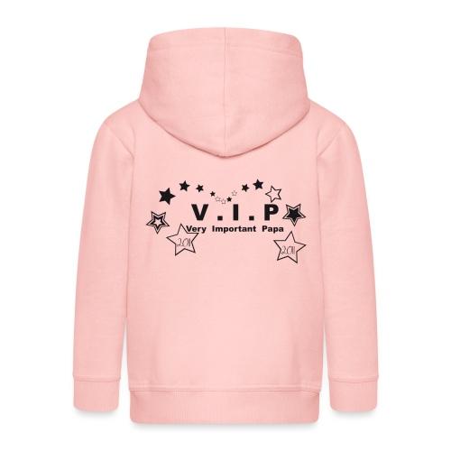 Very Important Papa 2011 - VIP - version 02 Star - Veste à capuche Premium Enfant