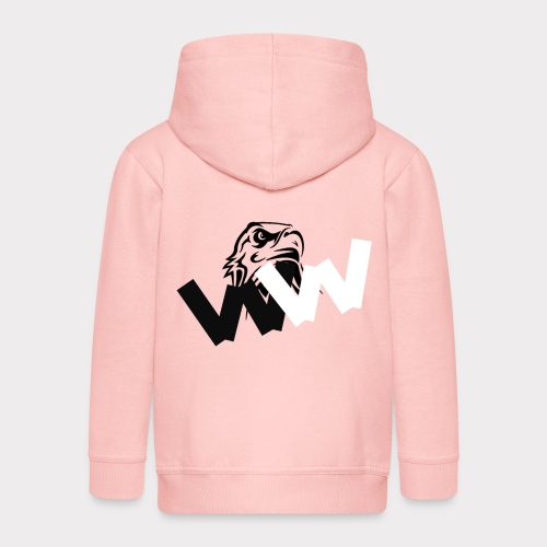 WEIGHTLESS - Kids' Premium Zip Hoodie