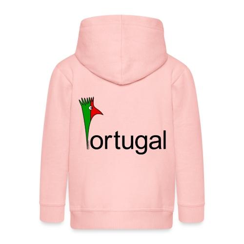 Galoloco - Portugal - Veste à capuche Premium Enfant