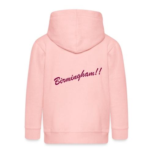 BIRMINGHAM - Kids' Premium Hooded Jacket